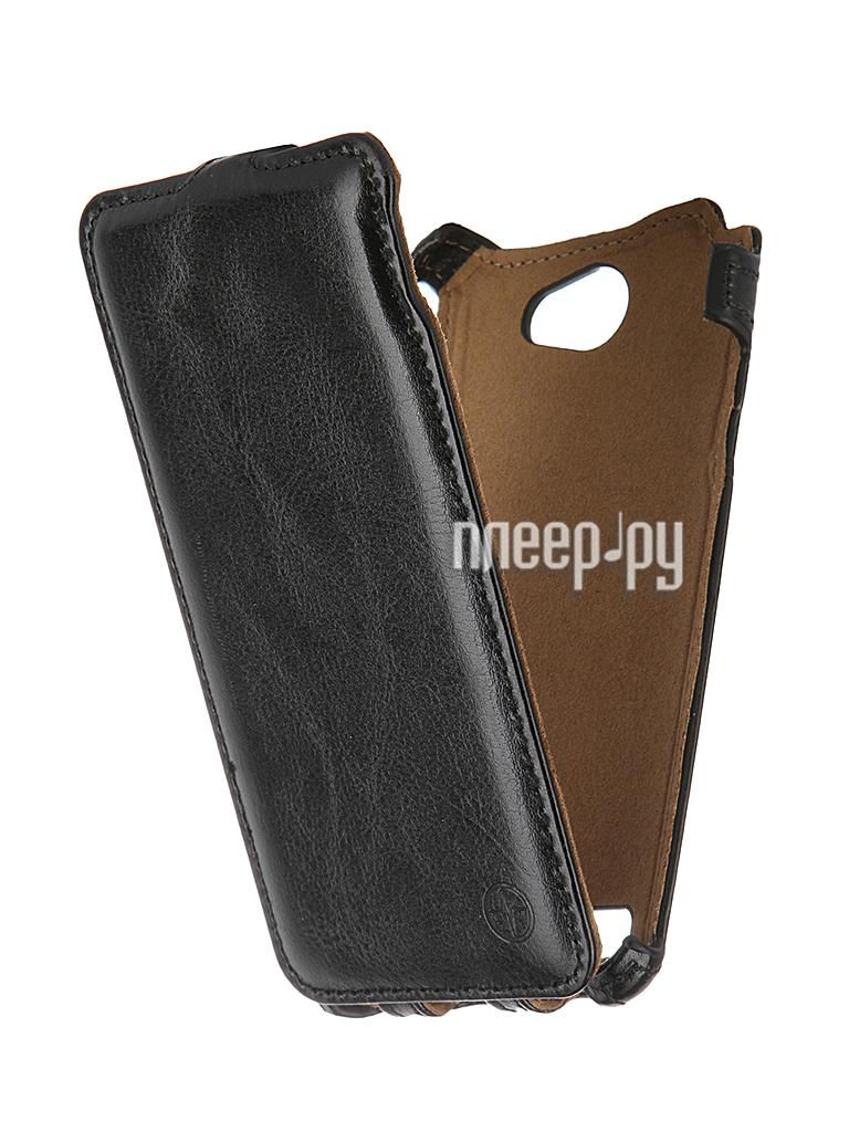 Аксессуар Чехол LG Max (L Bello2) Pulsar Shellcase Black PSC0728