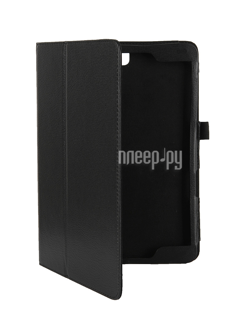 Аксессуар Чехол Samsung Galaxy Tab A 9.7 SM-T550 Palmexx Smartslim иск. кожа Black PX / STC SAM TabA T550 BLAC