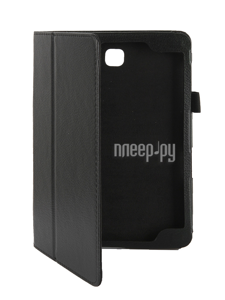 Аксессуар Чехол Samsung Galaxy Tab A 8.0 SM-T350 Palmexx Smartslim иск. кожа Black PX/STC SAM TabA T350 BLAC