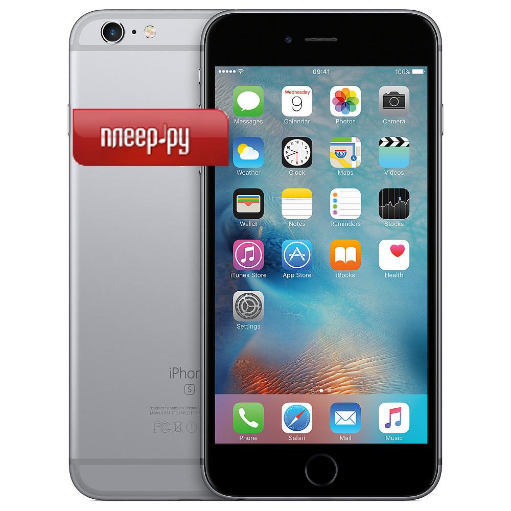 Сотовый телефон APPLE iPhone 6S Plus - 128Gb Space Gray MKUD2RU / A