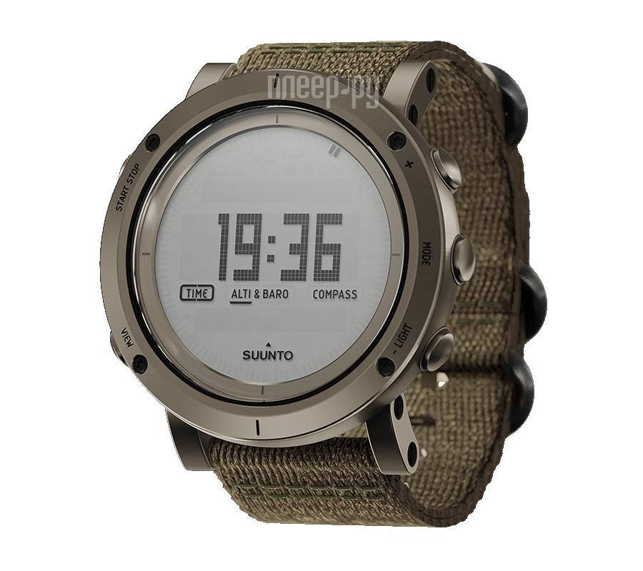 Часы Suunto Essential Slate SS021217000
