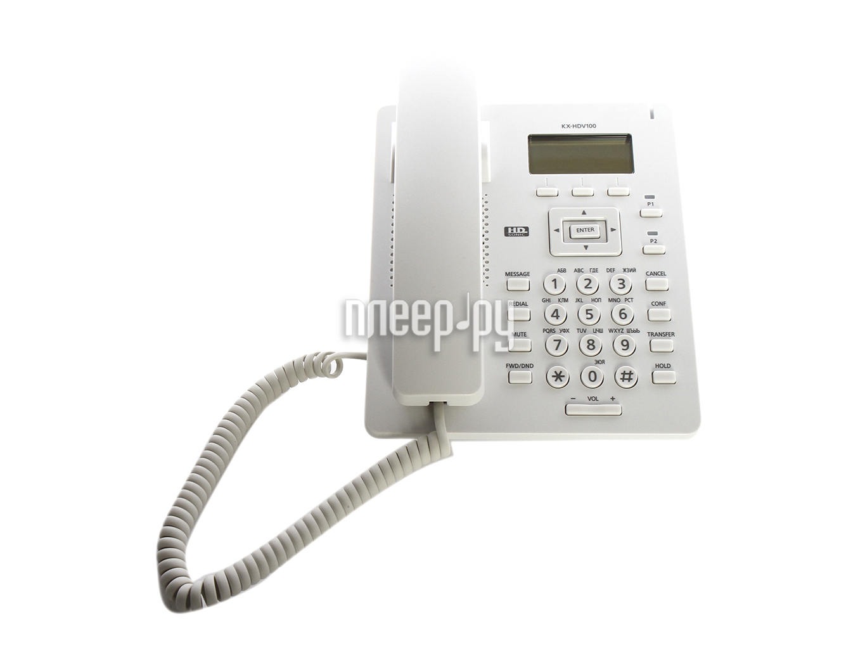VoIP оборудование Panasonic KX-HDV100RU