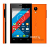 Highscreen Pure J Orange