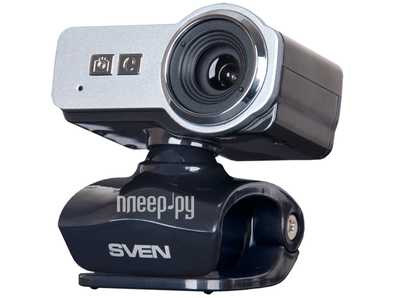 Вебкамера Sven IC-650 Black-Silver SV-0603IC650 купить