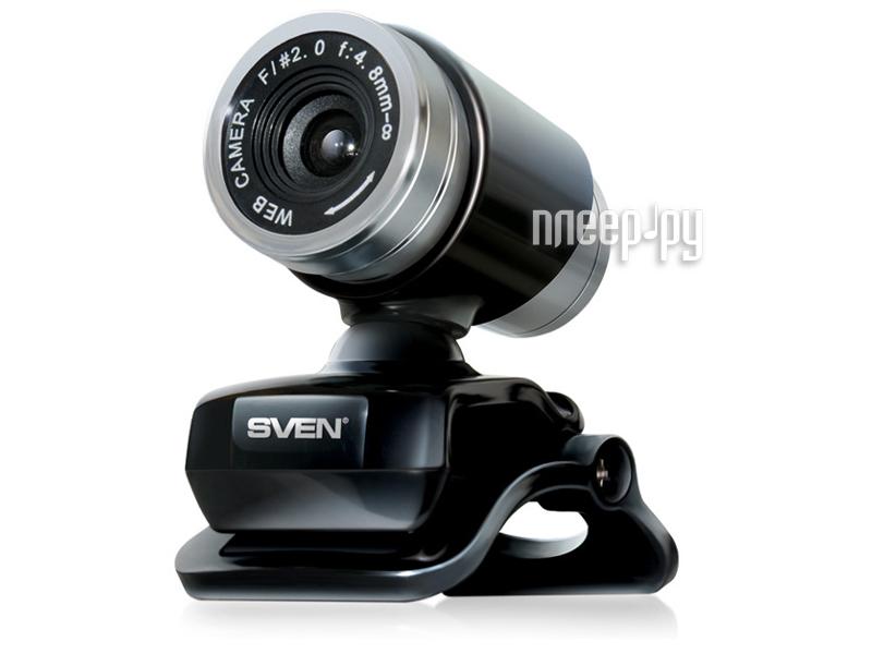 Вебкамера Sven IC-720 Black SV-0601IC720A
