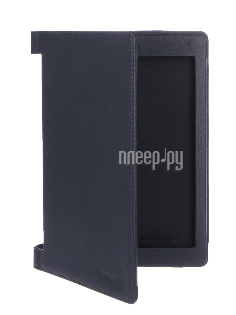 Аксессуар Чехол Lenovo Yoga Tablet 3 8 IT Baggage иск. кожа Blue ITLNY283-4