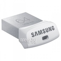 USB Flash Drive 64Gb - Samsung FIT USB 3.0 MUF-64BB/APC