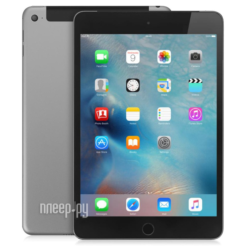 Планшет APPLE iPad mini 4 128Gb Wi-Fi +