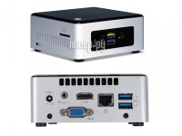 Настольный компьютер Intel NUC kit BOXNUC5CPYH