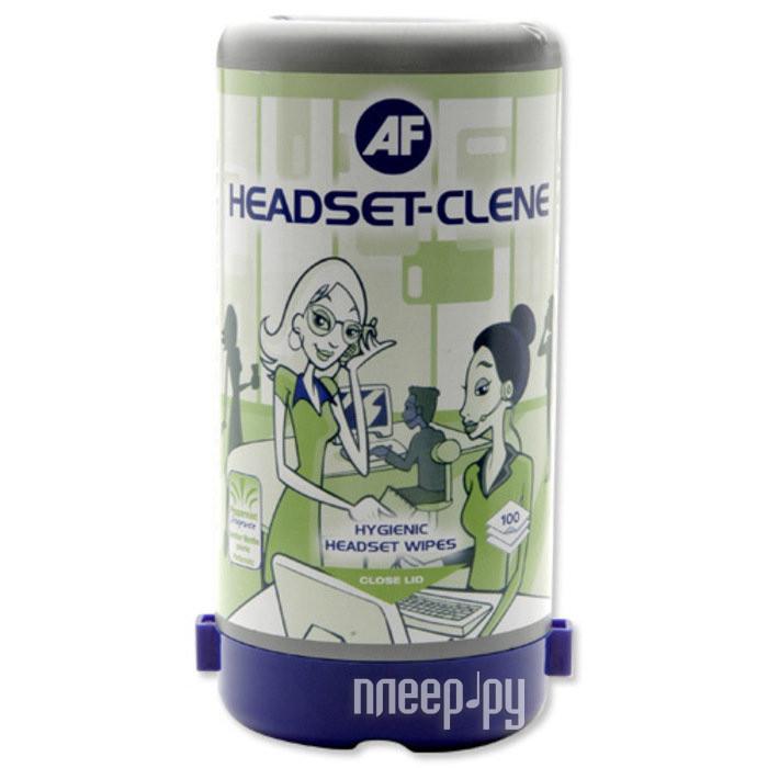 Аксессуар AF International ACSSP - салфетки для рук Headset-Clene