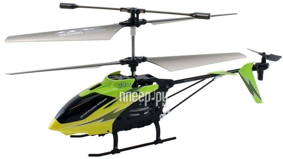 Радиоуправляемая игрушка Syma S39G Green-Yellow