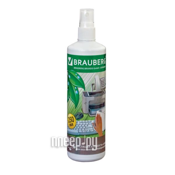 Аксессуар BRAUBERG Чистящая жидкость 250ml