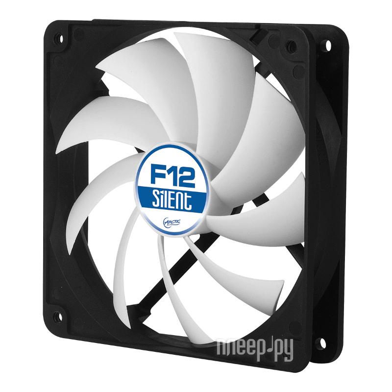 Вентилятор Arctic Cooling F12 Silent ACFAN00027A 120mm