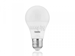 Купить Лампочка Camelion A60 9W 220V E27 3000K 680 Lm LED9-A60/830/E27
