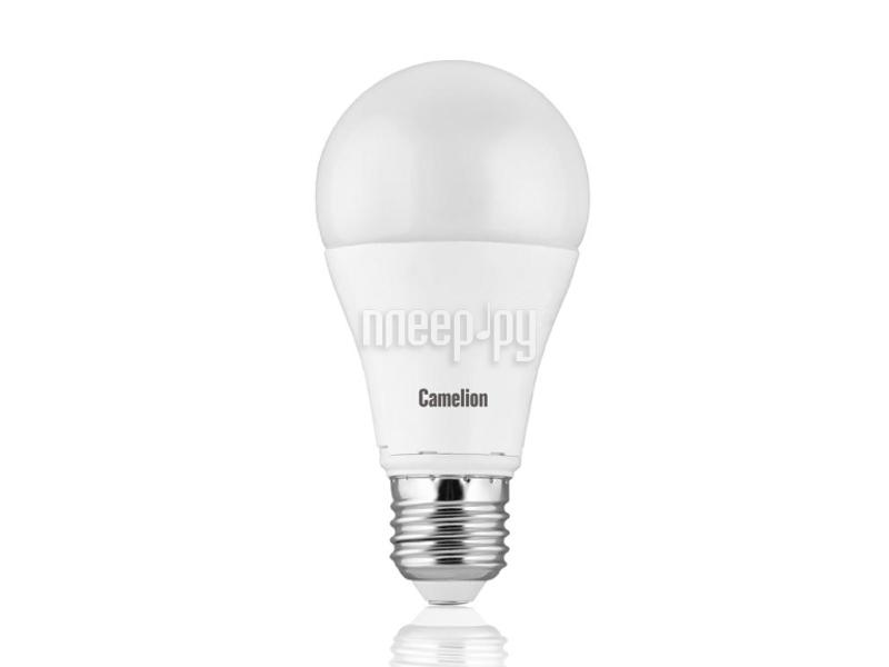 Лампочка Camelion A60 13W 220V E27 3000K 1045 Lm LED13-A60 / 830 / E27