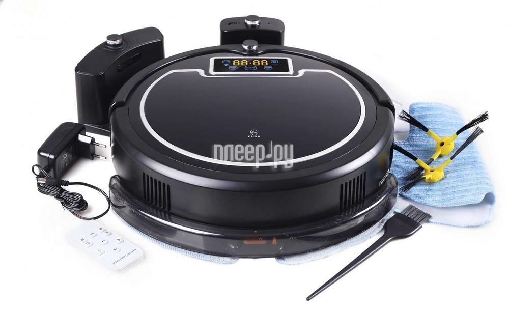 Пылесос-робот Panda X900 Wet Clean Black за 15061 рублей