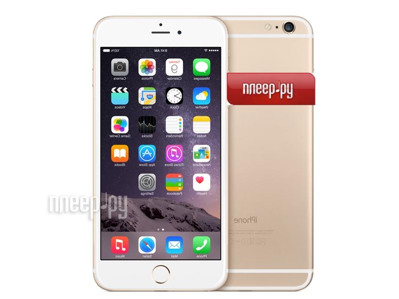 Сотовый телефон APPLE iPhone 6S - 128Gb Gold MKQV2RU / A