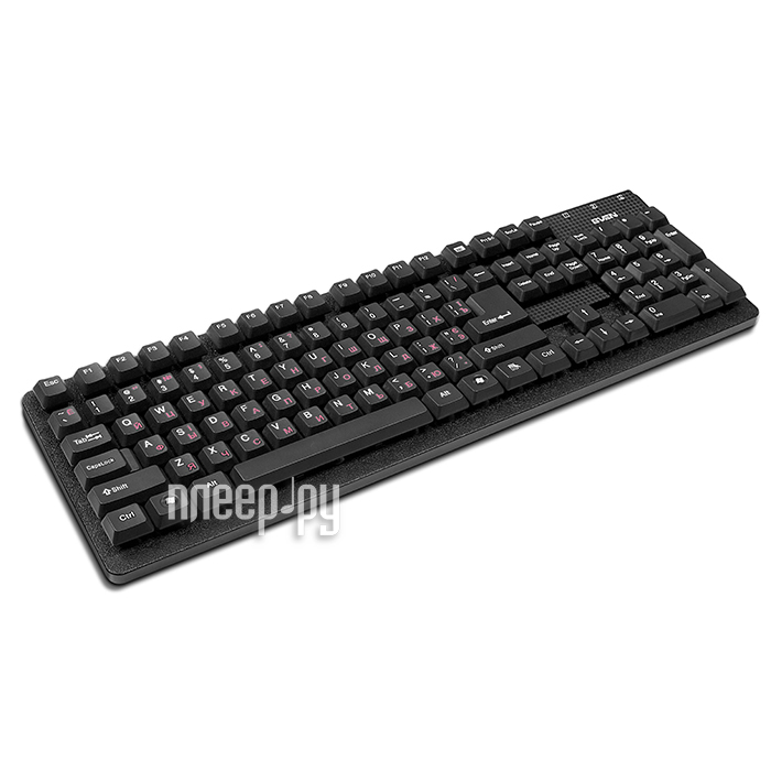 Клавиатура Sven Standard 301 Black PS / 2 SV-03100301PB