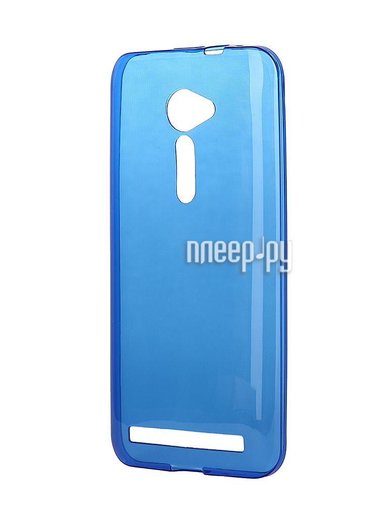 Аксессуар Чехол Asus ZenFone 3 ZE520KL With Love. Moscow Silicone Dari Welcome 5922