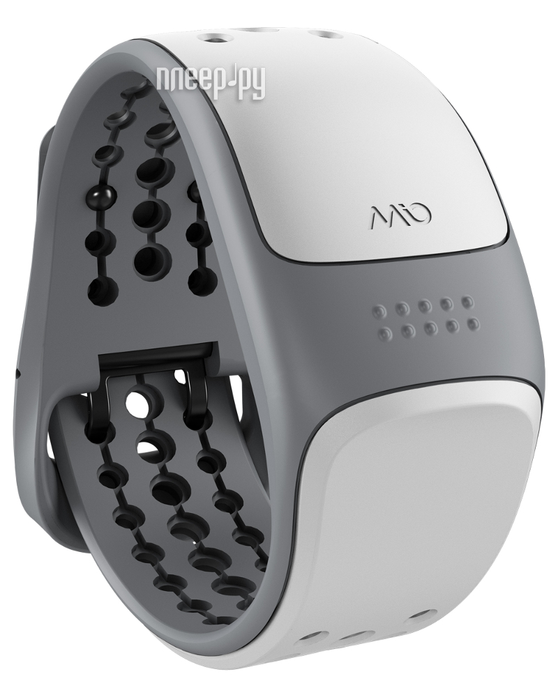 Пульсометр Mio Link S/M White