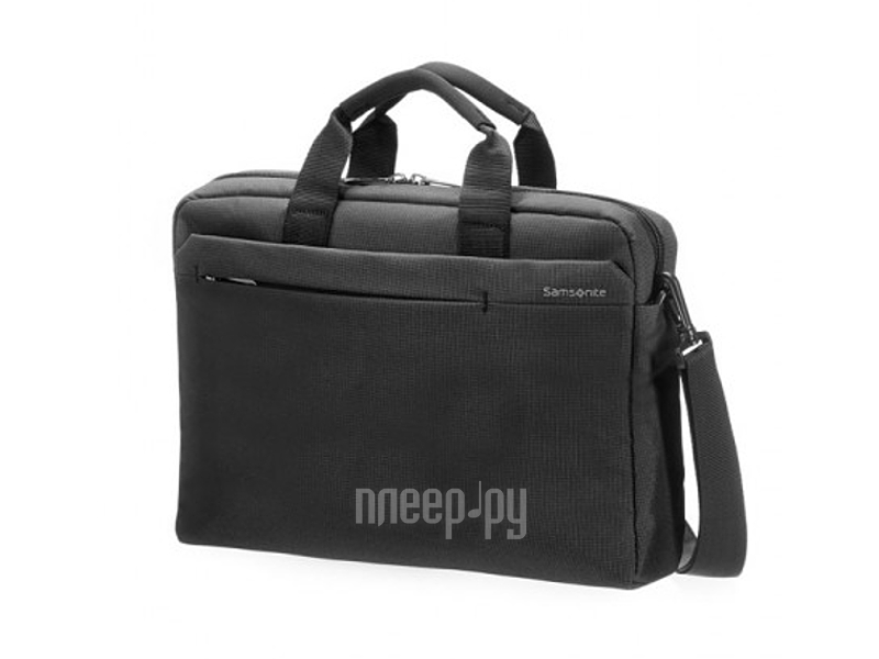 Аксессуар Сумка 14.1 Samsonite Network 2 Charcoal Black 41U*18*003