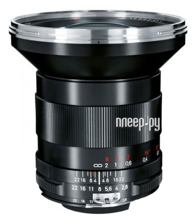 Объектив Zeiss Distagon T* 2.8/21 ZE  Pleer.ru  80554.000