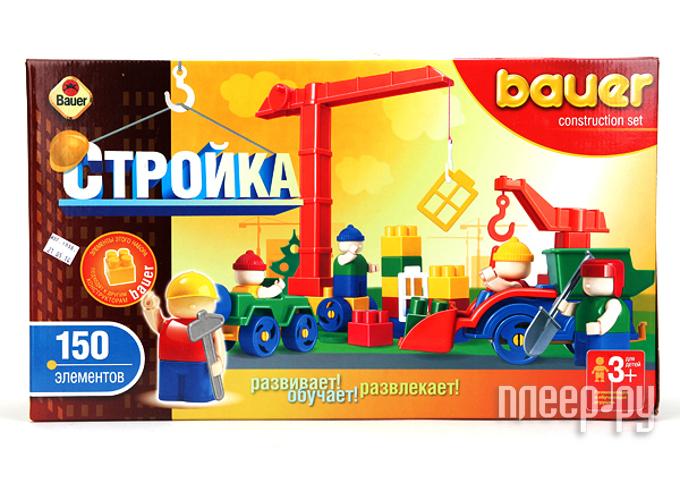 Конструктор Bauer Стройка 202 182452