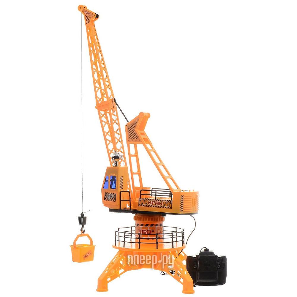 Радиоуправляемая игрушка Играем вместе Кран B13618-R