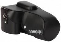 Nikon Leather Camera Case for D3100 / D3000 Black
