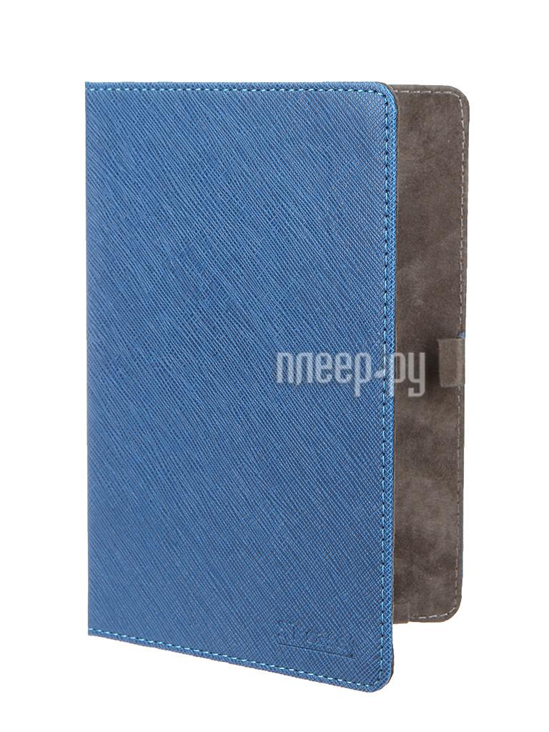 Аксессуар Чехол ST Case for Pocketbook 624 иск.кожа Blue ST-c-PB624-BLU-LTH