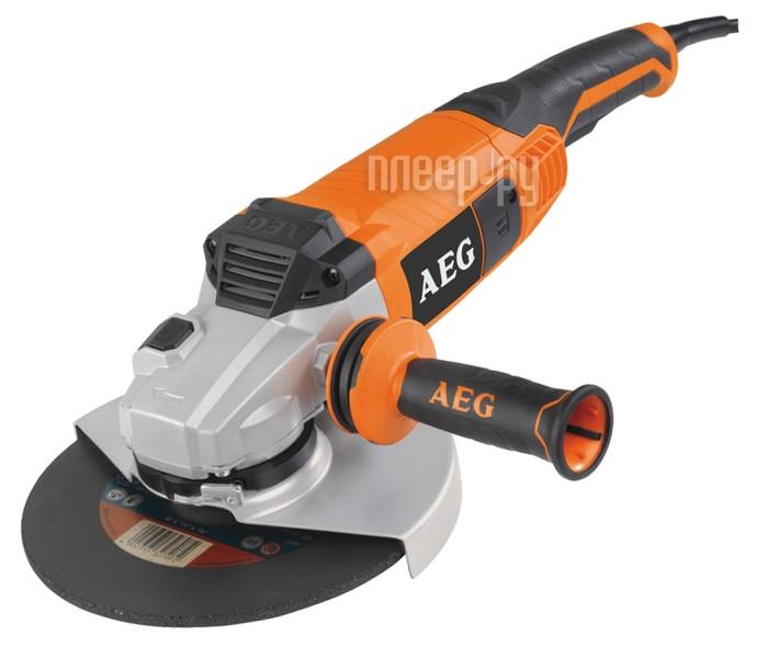 Шлифовальная машина AEG WS 24-180 V 446490