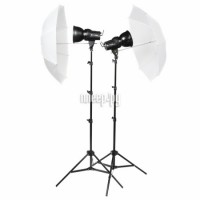 Комплект студийного света Lumifor Amato 100 Classic KIT LX-100-2UU KIT