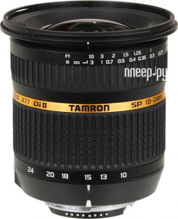 Объектив Tamron Sony / Minolta SP AF 10-24 mm F/3.5-4.5 Di II LD Aspherical (IF)