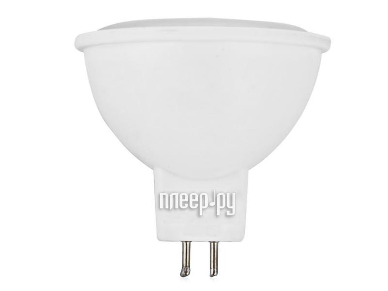 Лампочка ASD LED-JCDR-Standard 5.5W 4000К 160-260V GU5.3 4690612001432