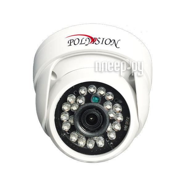 AHD камера Polyvision PD1-A1-B3.6 v.2.0.2