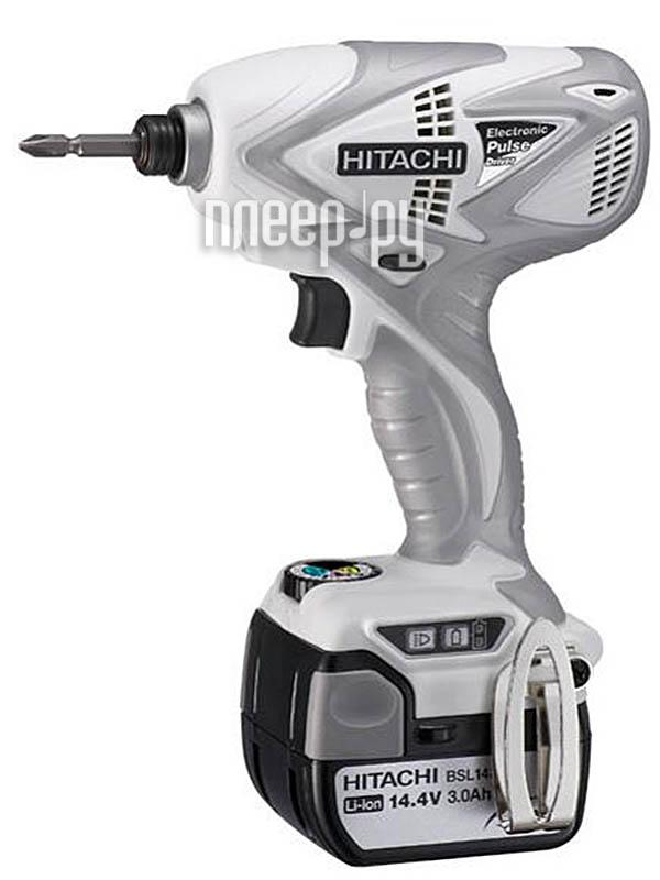 Гайковерт Hitachi WM14DBL