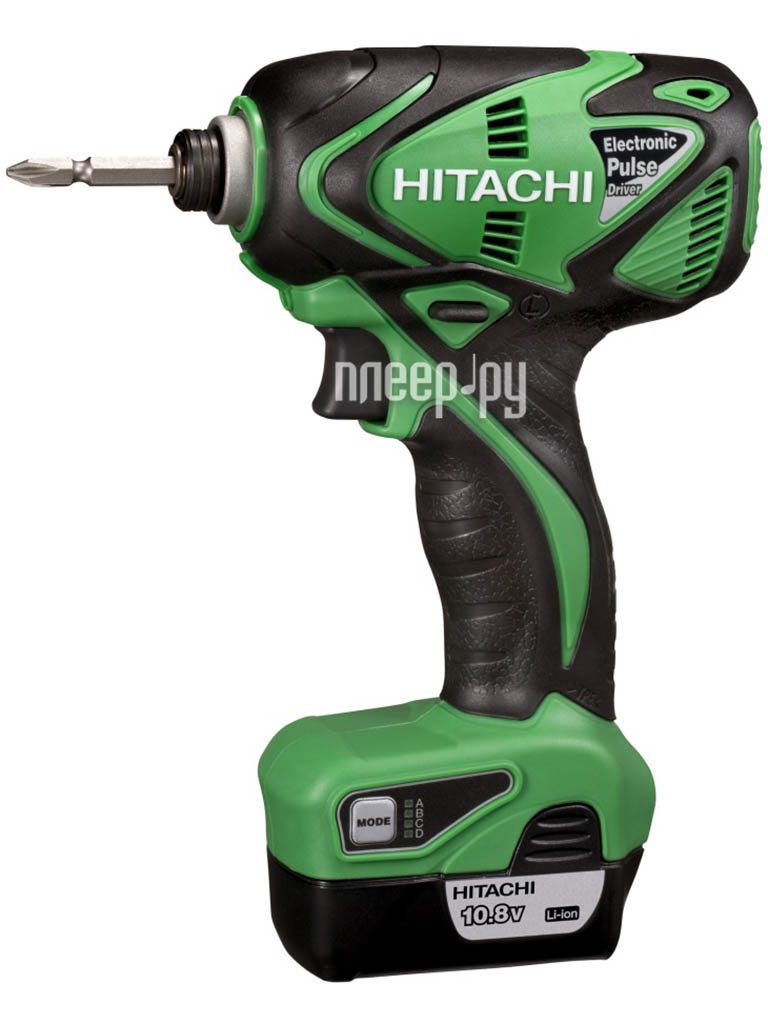 Гайковерт Hitachi WM10DBL