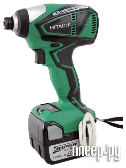 Гайковерт Hitachi WH14DBEL
