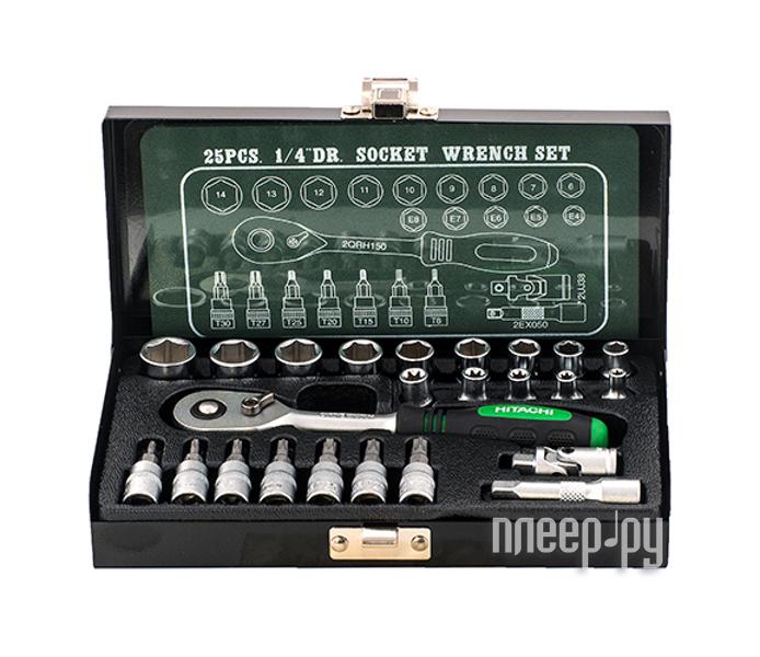 Набор инструмента Hitachi 774010