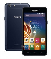 ������� ������� Philips V526 LTE Xenium Navy