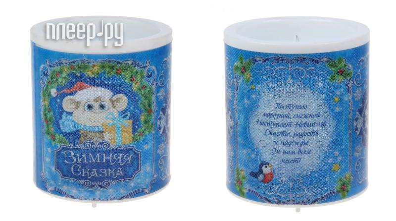 Новогодний сувенир СИМА-ЛЕНД Зимняя сказка 1071918