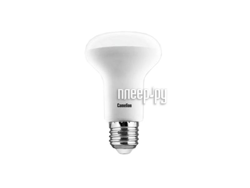 Лампочка Camelion R63 10W 220V E27 3000K 800 Lm LED10-R63 / 830 / E27