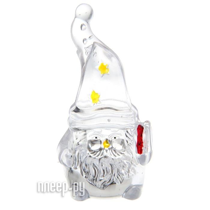 Новогодний сувенир Luazon Гномик Дед Мороз RGB 1077327