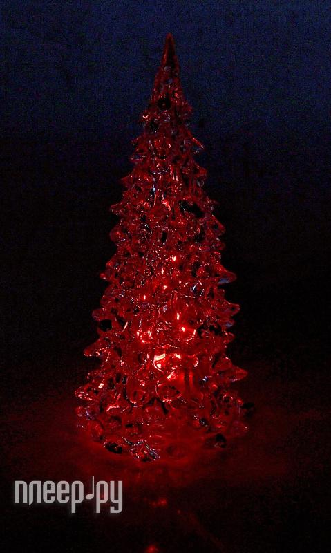 Новогодний сувенир Luazon Елочка радуга 721879