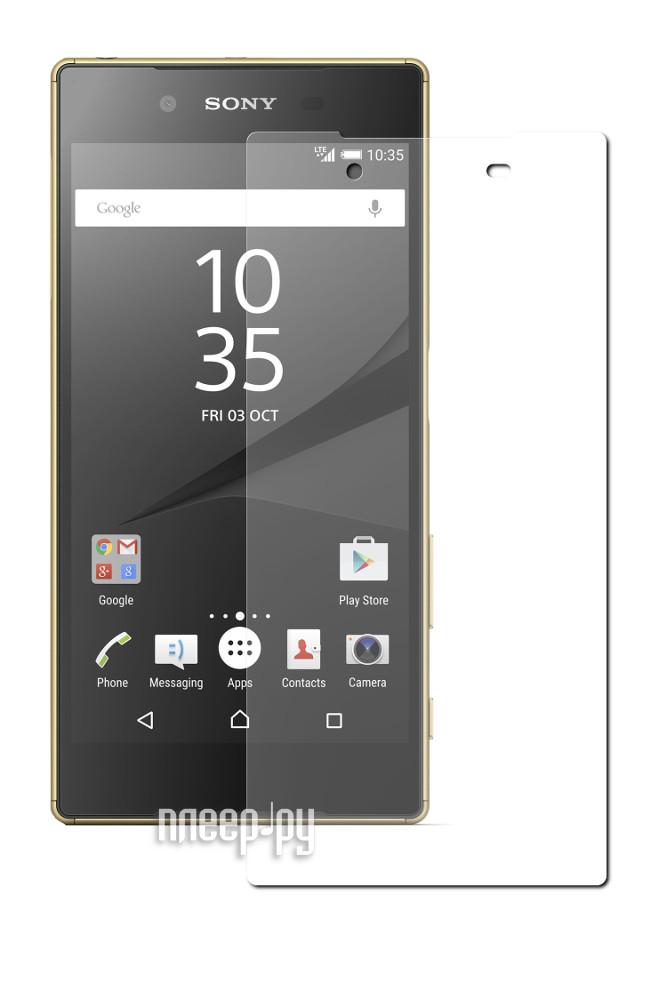 Аксессуар Защитная пленка Sony Xperia Z5 Plus / Premium Ainy матовая