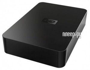 Жесткий диск Western Digital Elements Desktop 1Tb WDBAAU0010HBK-EESN
