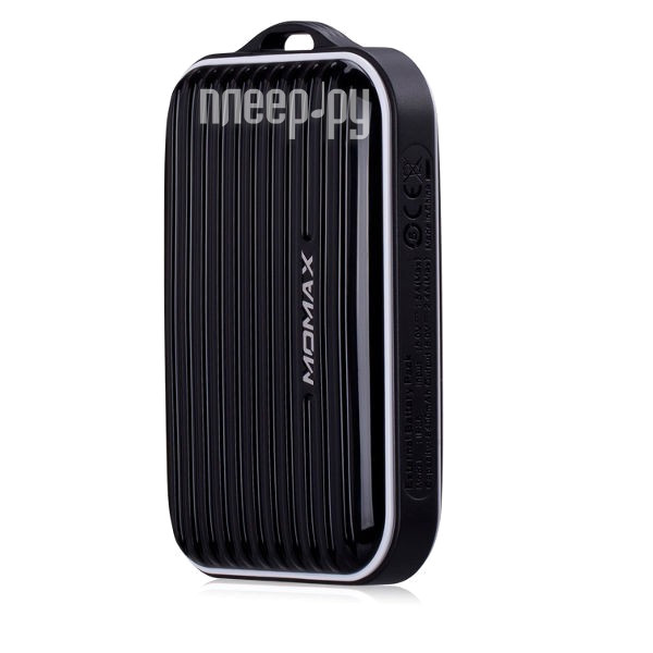 Аккумулятор MOMAX iPower Go mini 8400mAh IP36D Black