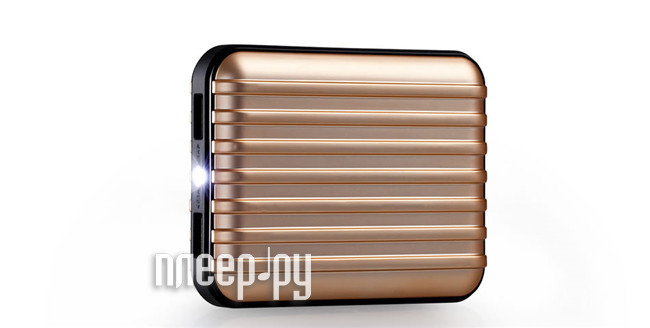 Аккумулятор MOMAX iPower GO+ 11200mAh IP24AL Golden