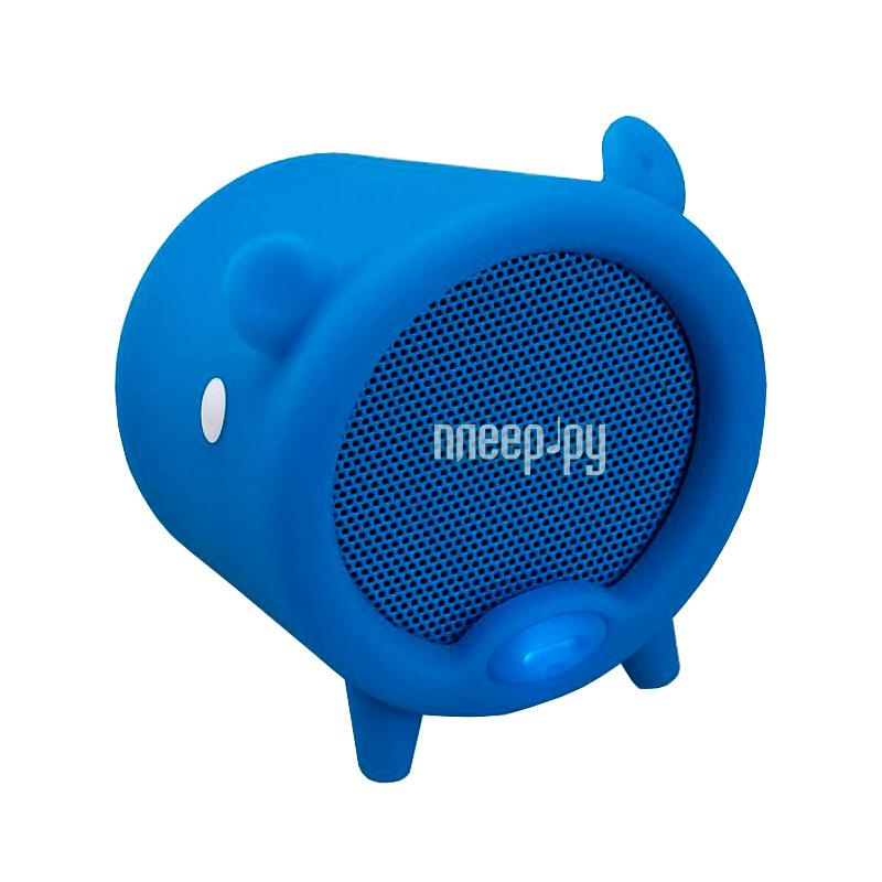 Колонка MOMAX Piggy BST1D Blue