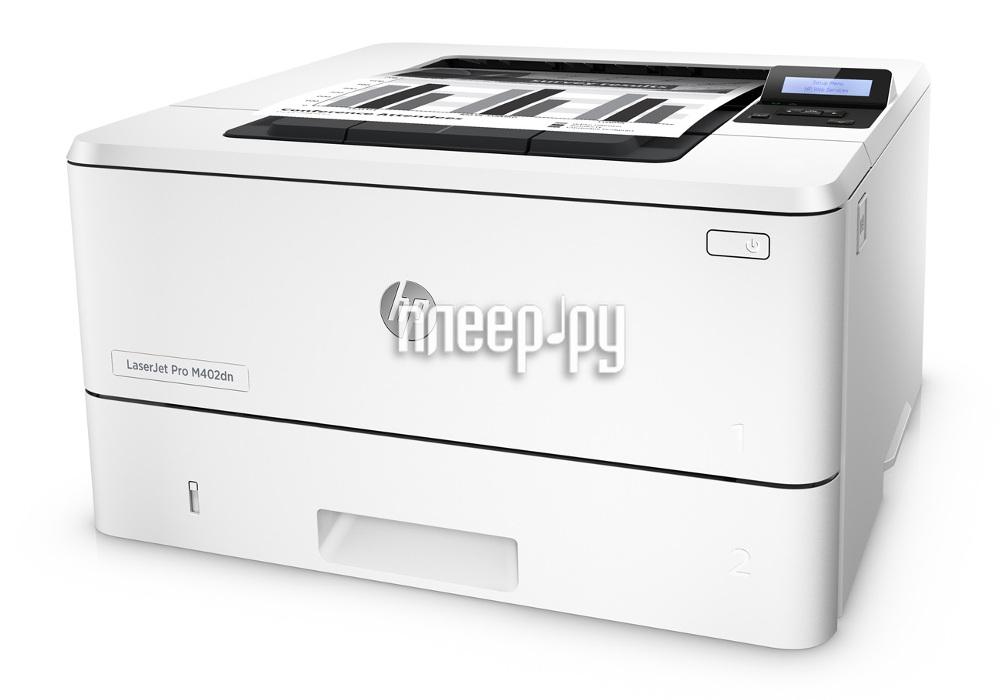 Принтер HP LaserJet Pro M402dn G3V21A